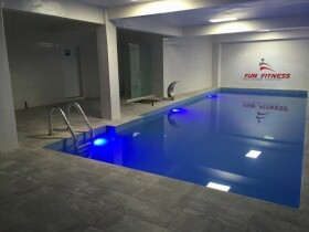 Fun Fitness piscine fitness marrakech fun Marrakech