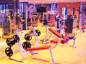 Elide Fitness Club machines de musculation agadir elide fitness Agadir