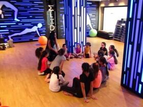 Elide Fitness Club salle de sport enfant danse agadir Agadir