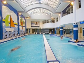 Canal Forme salle avec piscine marrakech Marrakech