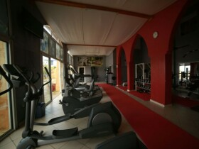 Centre Ghali (Oualidia Wellness) salle musculation fitness oualidia Oualidia