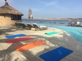 Centre Ghali (Oualidia Wellness) natation oualidia fitness Oualidia