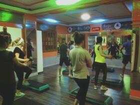Xtreme Gym cours collectifs mixte Agadir