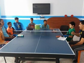 Club Sportif Hilal Tarrast de Tennis de Table club tennis de table enfant 2 Inezgane