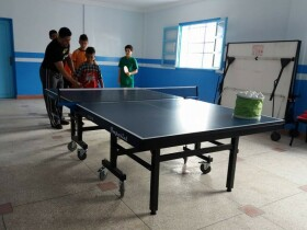 Club Sportif Hilal Tarrast de Tennis de Table club tennis de table inezgane cours Inezgane