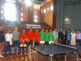 Club Sportif Hilal Tarrast de Tennis de Table club tennis de table inezgane 1 Inezgane