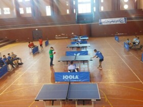 Club Sportif Hilal Tarrast de Tennis de Table tennis de table inezgane Inezgane