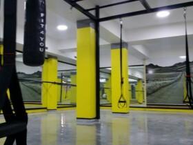salle de sport marrakech à Marrakech