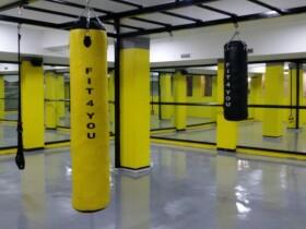 Fit 4 You salle de sport kick boxing marrakech Marrakech