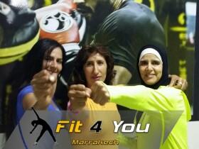 Fit 4 You equipe féminine marrakech  Marrakech