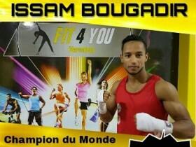 Fit 4 You issam bougadir maroc Marrakech