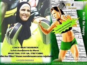 Fit 4 You salle de sport femme marrakech Marrakech
