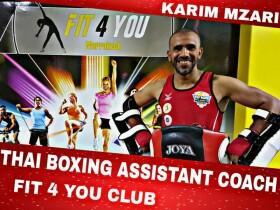 Fit 4 You salle de sport thai boxing marrakech Marrakech