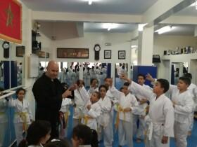 AST Agadir karaté pour enfant à agadir Agadir
