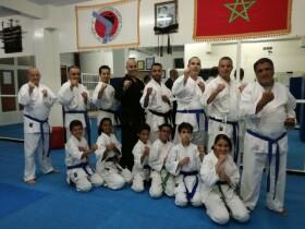 AST Agadir equipe karaté ast agadir Agadir