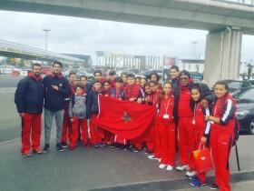 TIBU Basketball Academy equipe Basketball tibu Casablanca