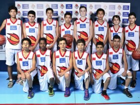 TIBU Basketball Academy tibu maroc basketball enfant Casablanca