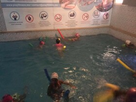 PlayFitness natation playfitness Casablanca