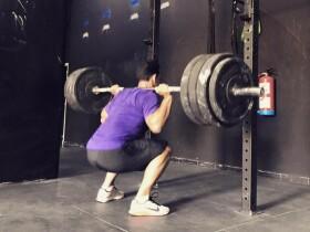 CrossFit Agadir squat crossfit agadir Agadir