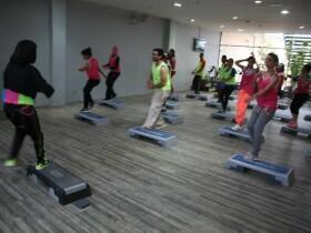 Energy Form aero step rabat danse Rabat