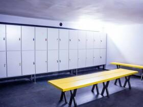Energy Form vestiaires salle de sport rabat Rabat