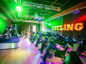 Passage Fitness ANFA cycling spinning Casablanca