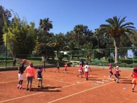 Atlantic Tennis Académie Agadir tennis pour enfant agadir Agadir