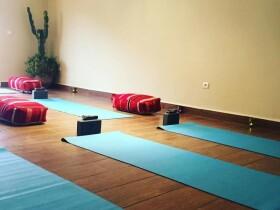 Yalah Yoga salle yoga marrakech Marrakech