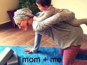 Yalah Yoga cours yoga enfant marrakech Marrakech