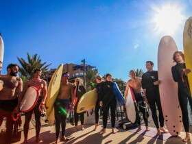Paradis Plage à Agadir