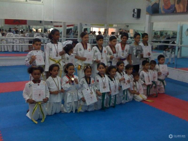 club karate rabat