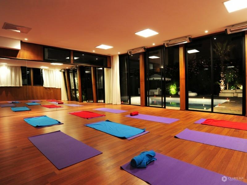 Om Yoga à Casablanca   Club de sport - Clubs.ma