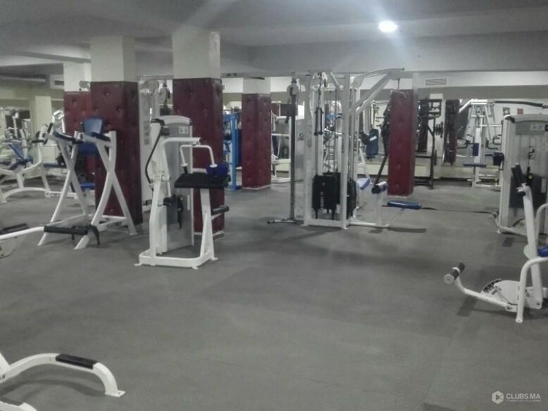 gym chadad 2 agadir salle de sport. Black Bedroom Furniture Sets. Home Design Ideas